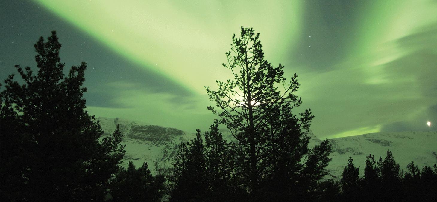 Aurore polaire © CSUG