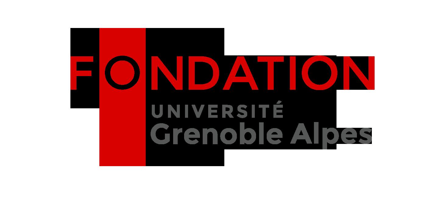 Fondation UGA logo